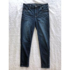 AEO High Rise Super Stretch Jegging Jeans
